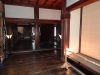 松山城天守閣二階の写真です。クリックすると拡大します。