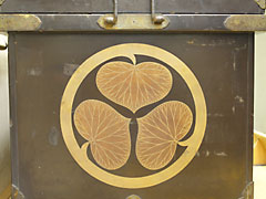 三つ葉葵の写真です。