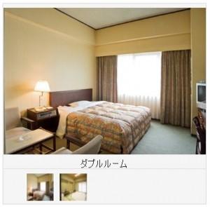 国際ホテル室内の写真です。