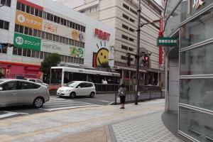 伊予鉄道大街道駅の写真です。クリックすると拡大します。