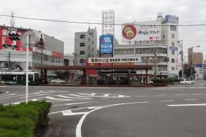 伊予鉄道JR松山駅前駅の写真です。クリックすると拡大します。