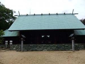 東雲神社の写真です。クリックすると拡大します。