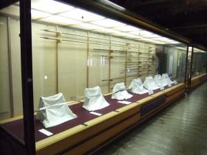 松山城、本丸本壇一階の写真です。クリックすると拡大します。