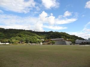 松山城、堀之内公園の写真です。クリックすると拡大します。
