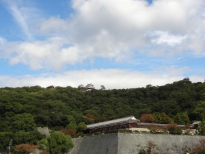 松山城の写真です。クリックすると拡大します。