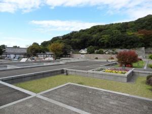 松山城二之丸史跡庭園の写真です。クリックすると拡大します。