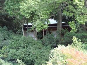 松山城二之丸、勝山亭の写真です。クリックすると拡大します。