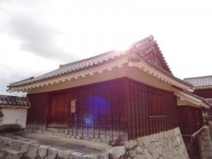松山城本野原櫓の写真です。クリックすると拡大します。
