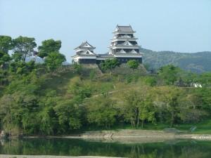 大洲城の写真です。クリックすると拡大します。
