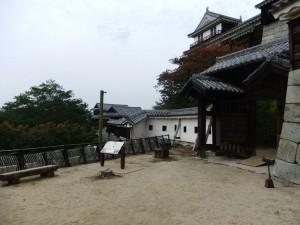 松山城の完成、改築そして炎上と...